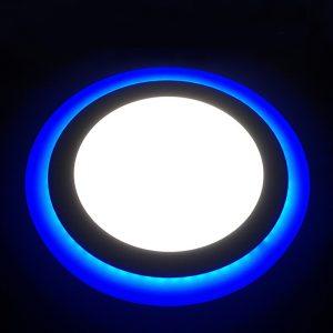 LED PANEL NADGRADNI SN B+WH 18W KRUG