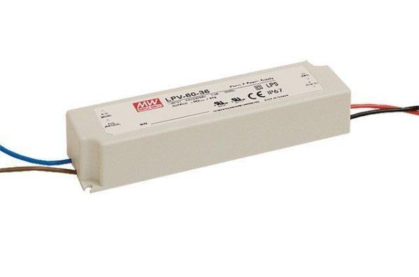 MEAN WELL LPV-60-12 60W/12V/0-5A