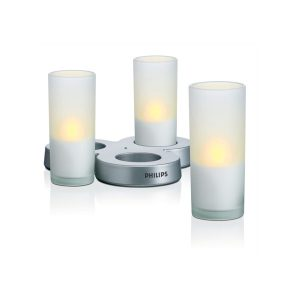 PHILIPS CANDLE LIGHTS 3LED 69108/60/PH