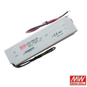 Mean Well LPV-100-24 100W/24V