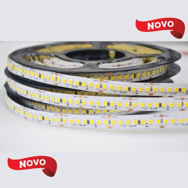 LED TRAKA 2835WW182-24  20W/m 24V 3000K IP20 SUPER BRIGHTNESS