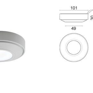 PF10 3872/01/21  LED