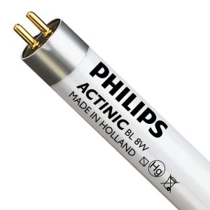 PHILIPS ACTINIC BL TL 8W/10