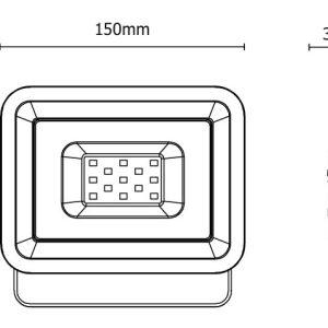 SMD LED REFLEKTOR 30W