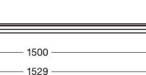 LEDVANCE DP SLIM VALUE 1500 50 W 4000 K IP65