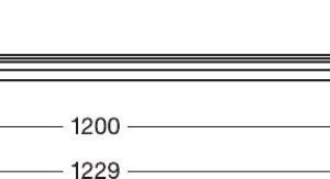 LEDVANCE DP SLIM VALUE 1200 36 W 4000 K IP65 GY