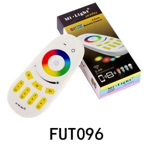 MI-LIGHT FUT096 DALJINSKI ZA RGBW 4 ZONSKU KONTROLU