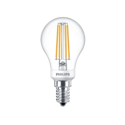 PHILIPS CLA LED 4.5W P45 E14 827 CL
