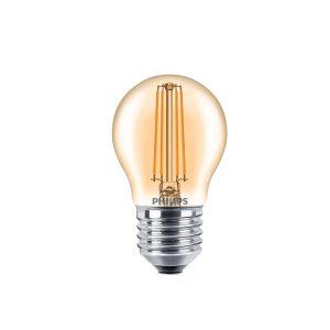 CLA LEDLuster D 5-35W E27 GOLD P45