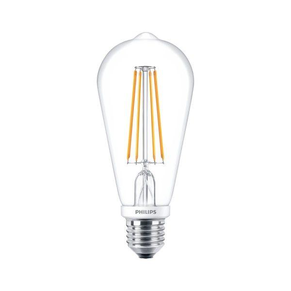 CLA LEDBulb ND 7-60W E27 WW ST64