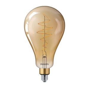 PHILIPS LED classic-giant 5W E27 A160 GOLD