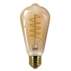 CLA LEDBulb D 5.5-25W ST64 E27 GOLD