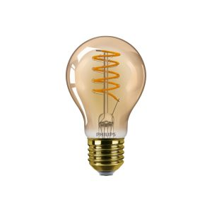CLA LEDBulb D 5.5-25W A60 E27 GOLD