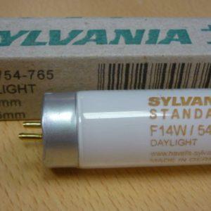 SYLVANIA F 14W/54-765