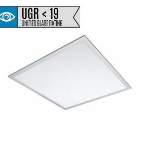 LED PANEL 600x600 HQ UGR19 40W
