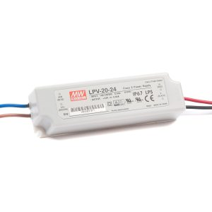 MEAN WELL LPV 20W 24V